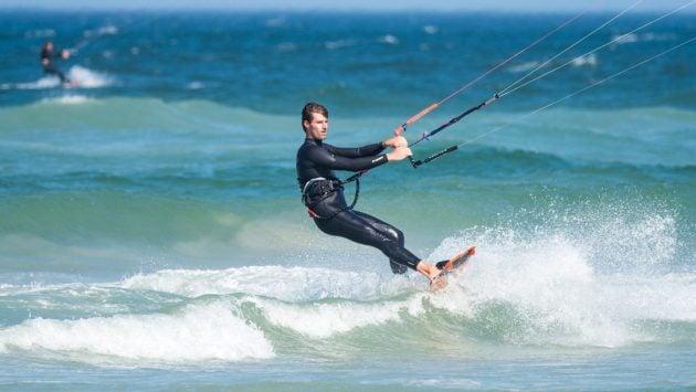 Kitesurfing hos Surf Agency Århus