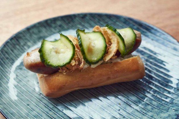 Hotdogkursus i København