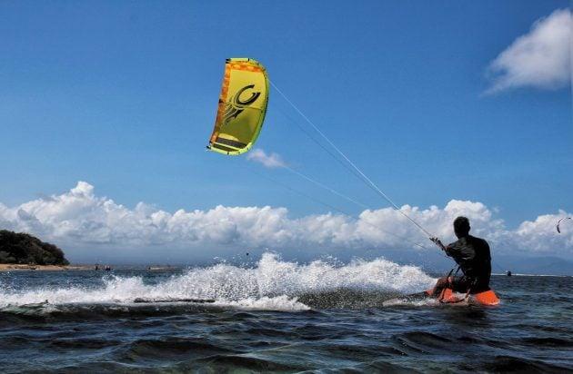 Prøv kitesurfing hos Amager kiteskole