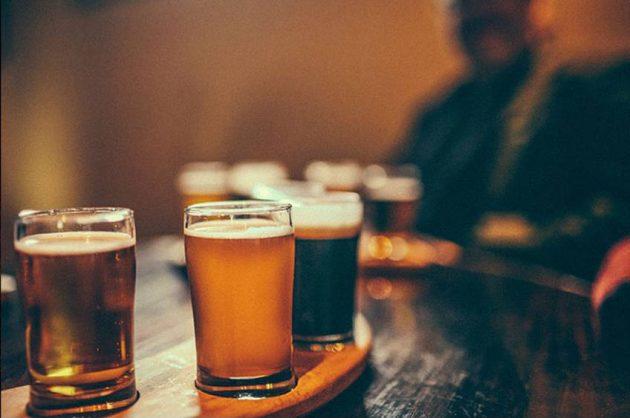 Ølsmagning hos bryggerier