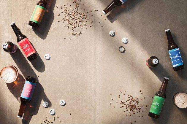 Ølsmagning hos Crafted By i København