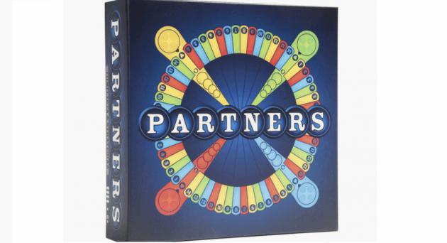 Brætspil: partners