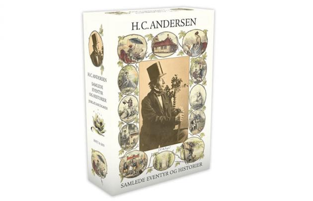 H. C. Andersens samlede eventyr og historier