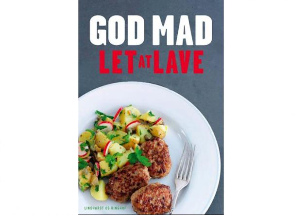 God mad, let at lave – kogebog