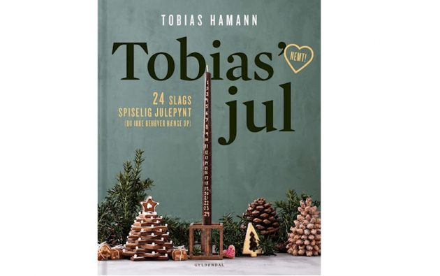 Tobias' jul – 24 slags spiseligt julepynt