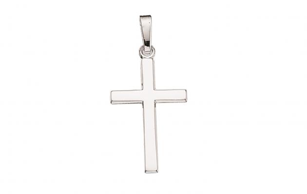 Kors-vedhæng til halskæde