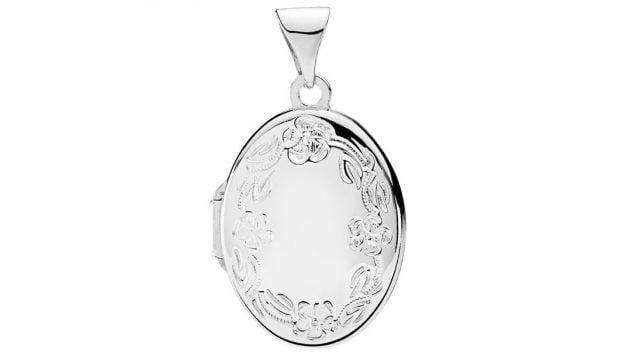 Medaljon til halskæde