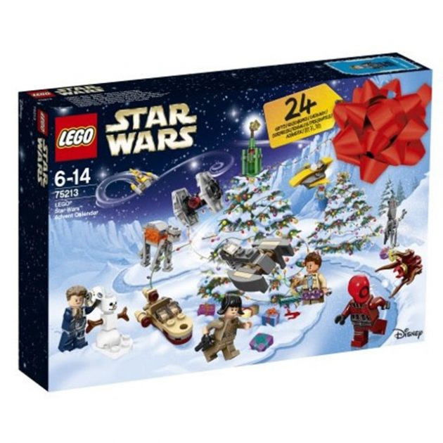 Star Wars LEGO adventskalender