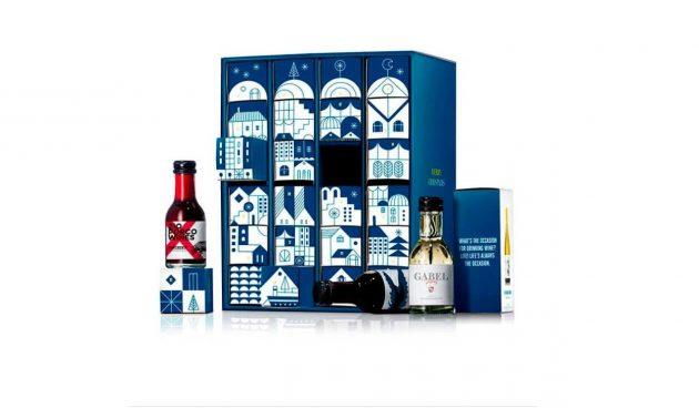 Julekalender med vin