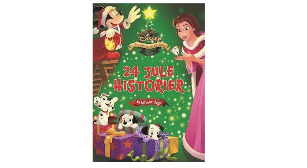 Disneys julekalenderbog