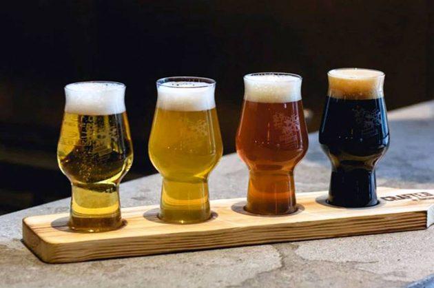 Rundvisning og ølsmagning hos Albani Bryggeriet