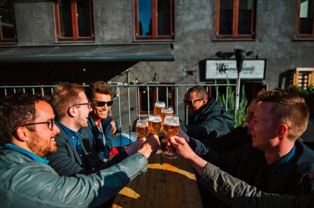Guidet øltur på Vesterbro