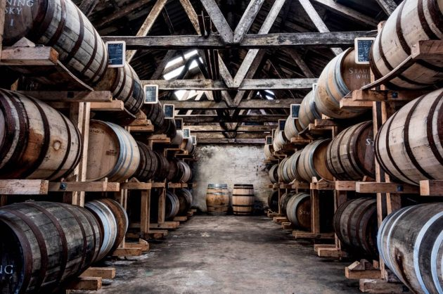Rundvisning og smagning ved Stauning Whisky