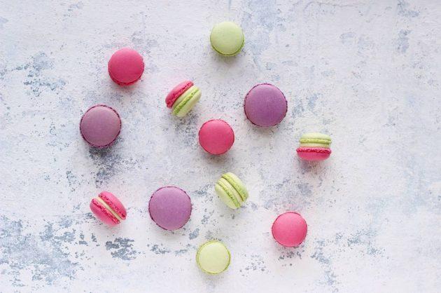 Macaronkursus med fransk dessertkok