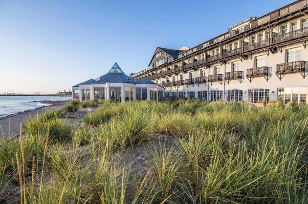 Casino ophold på Marienlyst Strandhotel