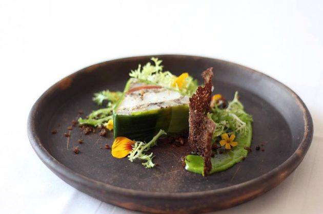 Gourmetophold hos Tambohus Kro og Badehotel