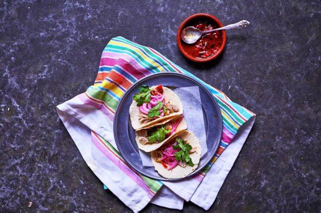 Mexikansk madkursus hos Timm Vladimirs Køkken