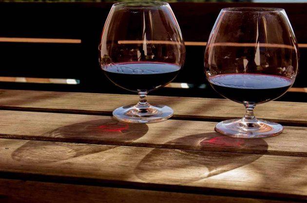 Portvinsmagning hos Douro Wine Bar