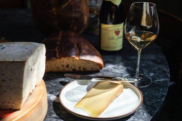 Vin- og ostesmagning hos Bichel Vine