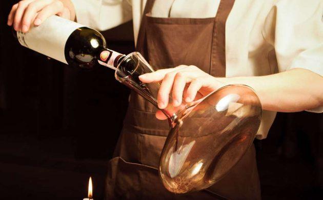 Vinsmagning guidet af Laudrup Vin og Gastronomi