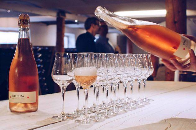 Vinsmagning og middag hos Cold Hand Winery