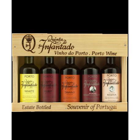 Smag forskellige portvin