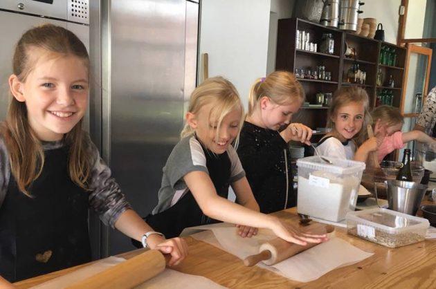 Bagekursus for hele familien hos Karoline Trier