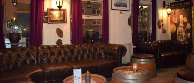 Romsmagning hos Highlanders Bar