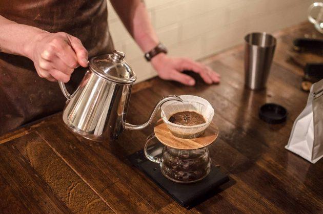 Kaffekursus hos La Cabra