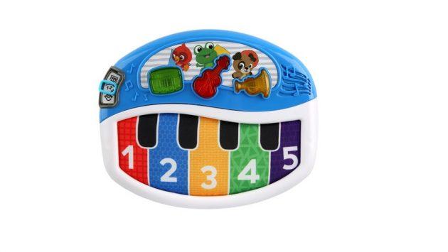 Klaver med 20 melodier