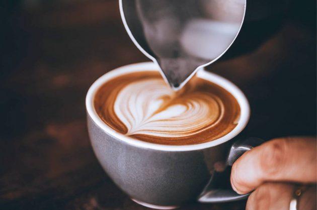 Latteart kursus hos Street Coffee