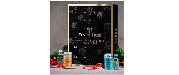 Fever-tree gin og tonic julekalender