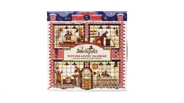 Popcorn julekalender fra Joe & Seph's