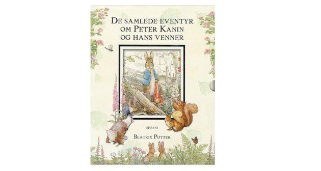 De samlede eventyr og Peter Kanin og hans venner